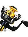 Fiskerullar Spinning Reels 5.1:1 3 Kullager utbytbarBait Casting / Isfiske / Spinning / Färskvatten Fiske / Andra / Karpfiske / Generellt