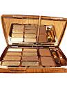 8 Palette Fard a paupieres Sec Palette Fard a paupieres Poudre Normal Maquillage Quotidien