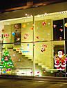 Konst Dekor Modern Fönsterklistermärke,PVC/Vinyl Material fönster