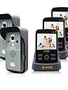 KiVOS KDB300 Wireless Home Doorbell with Photograph Videotape Unlock