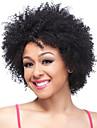 courts noirs boucles perruque pelucheux afro perruques afro-americain peruca synthetique parti de la mode cosplay