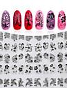 1pcs Nail Sticker Art Autocollants 3D pour ongles Maquillage cosmetique Nail Art Design