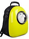 Chat / Chien Sac de transport / Astronaute Capsule transporteur Animaux de Compagnie Transporteur Portable / Respirable / MignonVert /