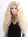 cheveux synthetiques perruques blond long film anime boucles courageux merida cosplay femmes