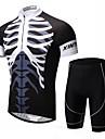 XINTOWN® Cykeltröja med shorts Herr Kort ärm Cykel Andningsfunktion / Snabb tork / Ultraviolet Resistant / 3D Pad / Svettavvisande