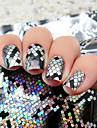 1st nagel konst Sticker Folie Strippning Tape skönhet Kosmetisk nagel konst Design