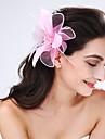נשים נוצה / רשת כיסוי ראש-חתונה / אירוע מיוחד / קז\'ואל קישוטי שיער חלק 1
