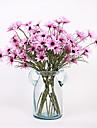1 1 Une succursale Polyester Marguerites Fleur de Table Fleurs artificielles 55cm