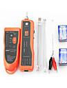 RJ11 RJ45 CAT5 cat6 telefontråd tracker spår toner Ethernet LAN nätverkskabel testare detektor linje finder