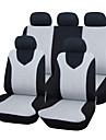 autoyouth ajustement universel pour suv de camion de voiture ou housse de siege de voiture de polyester van ensemble complet couverture