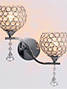 salon lampe moderne et minimaliste conduit couloir couloir de mur de cristal