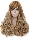 nouvelle haute qualite europeennes et americaines perruque de fibre populaire