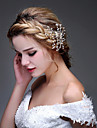 Women\'s Rhinestone / Alloy Headpiece-Wedding / Special Occasion / Casual / OutdoorHeadbands / Hair Combs / Flowers / Hair Stick / Hair