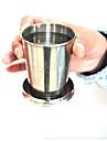 Moderna dricksglas / Vinglas / Resemuggar 1pcs Rostfritt stål, -  Hög kvalitet