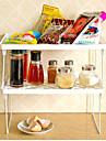 multi rack fällbara rack kreativa kök badrum köksutrustning