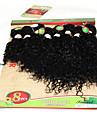Tissages de cheveux humains Cheveux Bresiliens Boucle 6 Mois 1 Piece tissages de cheveux