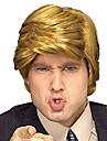 2016 election presidentielle americaine gop usure cheveux cosplay vague naturelle chaleur perruque blonde perruque partie