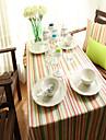 Office/Business Mönstrad Dukar , Bomullsblandning Material Hotel Dining Table / Tabell Dceoration