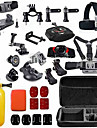 Accessoires pour GoPro Fixation Frontale / Accessoires Kit / FixationEtanches / Tout en un / Pratique / Ajustable / Flottant / Resistant