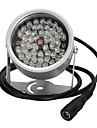 48 conduit cctv lumiere illuminateur ir vision nocturne infrarouge pour camera de surveillance