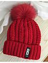 Women Knitwear Beanie/Slouchy,Casual Fall / Winter