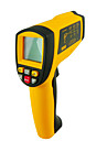haute - pistolet temperature industrielle de mesure de precision haute temperature thermometre infrarouge