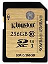 Kingston 256GB carte SD carte memoire UHS-I U1 Class10