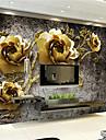 Decoration artistique / 3D Fond d\'ecran pour la maison Contemporain Revetement , Toile Materiel adhesif requis Mural , Chambre