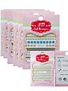 12pcs/set Nail Art Sticker 3D Nagelstickers makeup Kosmetisk Nail Art Design