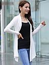 Femei Casual/Plus Size Pijamale Manșon Lung Cardigan Bumbac/Tricotaje Mediu