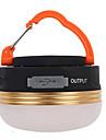 Eclairage Lanternes & Lampes de tente LED Lumens 3 Mode LED Rechargeable Taille Compacte Transport Facile Sans-Fil