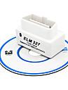 Super Mini v1.5 ELM327 Bluetooth obd2 OBDII skanner adapter CAN-bus stödjer alla OBD2 kompatibla bilar efter 1996