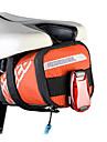 ROSWHEEL® CykelväskaSadelväska Ryggsäckstillbehör Vattentät Dry Bag Vattentät Regnsäker Reflekterande Strip Bärbar Cykelväska