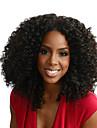 perruque frisee court synthetique pour les femmes