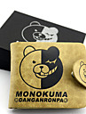 Sac / Portmoneuri Inspirat de Dangan Ronpa Monokuma Anime/ Jocuri Video Accesorii Cosplay Portofel Galben Piele Bărbătesc