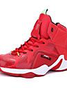 Bărbați Adidași de Atletism Primăvară Toamnă Confortabili PU Outdoor Atletic Casual Rosu Negru/Roșu Argintiu/negru Basket