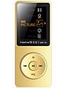 UnisCom MP3/MP4 MP3 WMA WAV FLAC APE OGG AAC Batterie Li-ion rechargeable