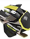 Spelmus Tyst Mus lasermus ergonomisk mus USB 100-8200 #