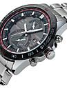 Bărbați Ceas Sport Ceas Elegant Ceas La Modă Ceas de Mână Quartz Calendar Rezistent la Apă Luminos Aliaj Bandă Cool Casual Luxos