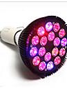 E26/E27 LED Creșterea Plantelor PAR38 18 LED Putere Mare 5000 lm Roșu Albastru V 1 bc