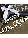 Mireasă Mire Domnișoară de Onoare Naș de Căsătorie Fata cu Flori Cuplu Părinți Cadouri Piece / Set Cadou OriginalStrălucire Vintage