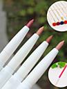 Crayons a Levres Sec Crayons Couverture Correcteur Naturel Sechage rapide