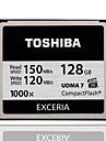 Toshiba 128GB Compact Flash  carte CF carte memoire EXCERIA 1000X VPG-20