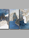 Impression sur Toile Abstrait Moderne,Trois Panneaux Toile Horizontale Imprimer Art Decoration murale For Decoration d\'interieur