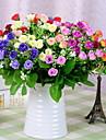 1 Une succursale Plastique Autres Fleurs artificielles 30*10