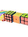 Yongjun® Cube de Vitesse  2*2*2 3*3*3 Niveau professionnel Cubes magiques Autocollant lisse Anti-pop ressort reglable ABS
