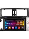 ownice stöd 4g sim lte 8inch 1024 * 600 android 6,0 quad core bil gps stereo för Toyota Prado 2013 support 4G LTE med 2GB RAM