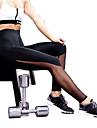 Pantalon de yoga Pantalon/Surpantalon Respirable Compression Anti-transpiration Confortable Taille moyenne Extensible Vetements de sport
