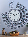 Modern/Contemporan Case Ceas de perete,Noutate Polirășină Interior Ceas