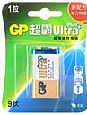 gp paquet GP1604A-l1 pile alcaline 9v 1